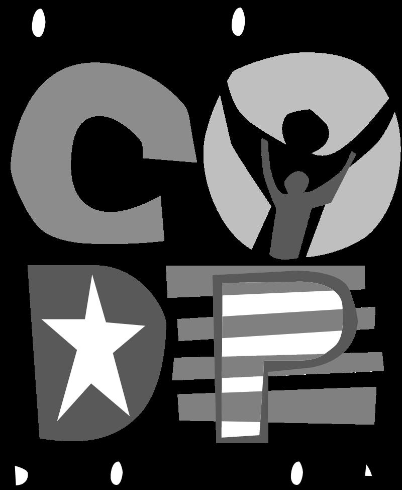 CODP vector logo