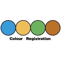 Colour Registration vector