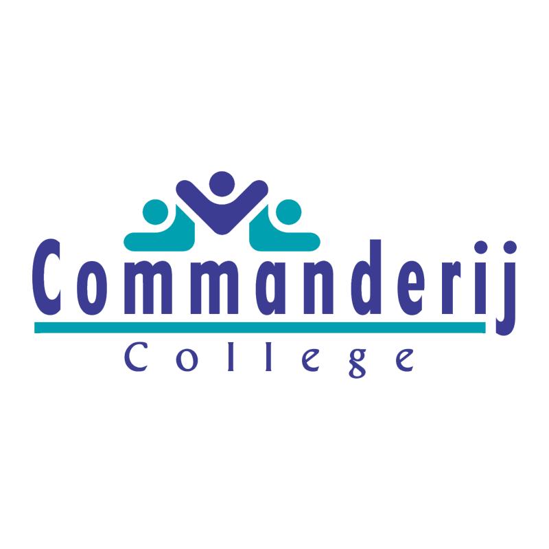 Commanderij College vector