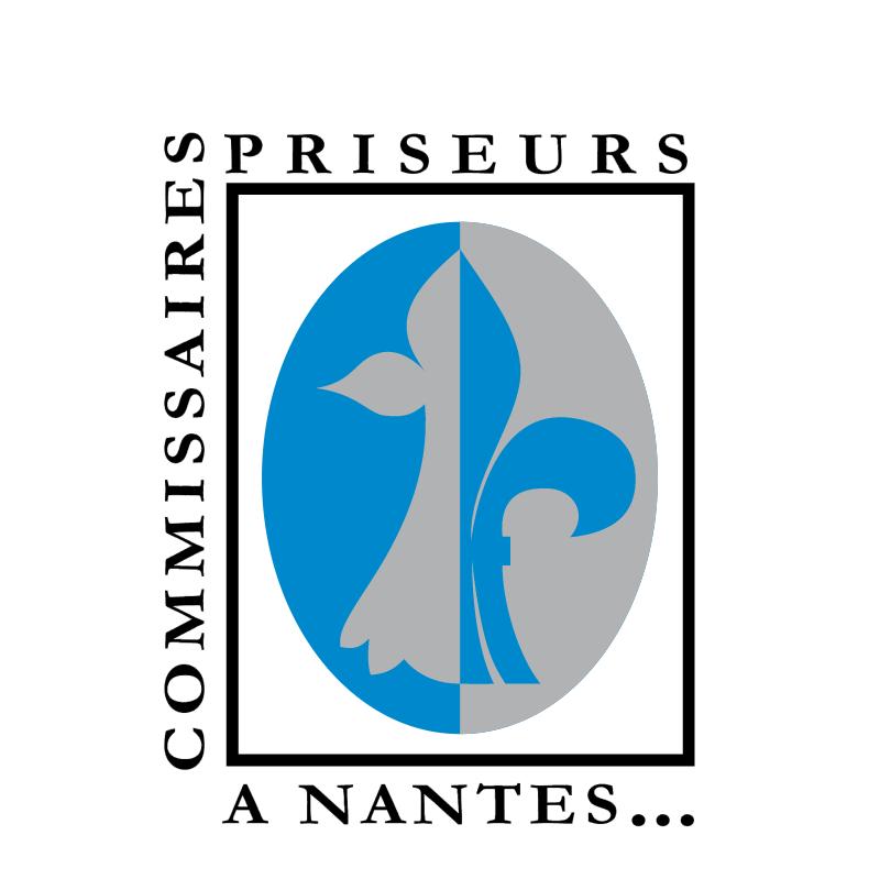 Commisaire Priseur Nantes vector