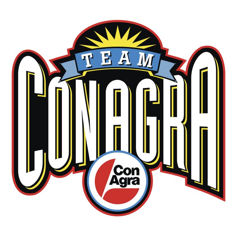 ConAgra Team vector