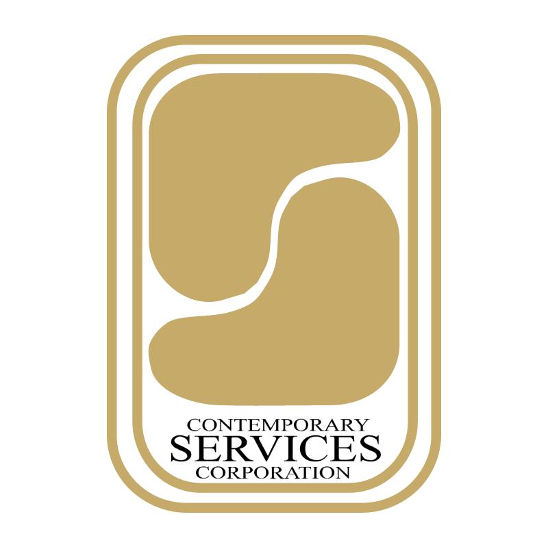 Contemporary Services Corporation vector logo