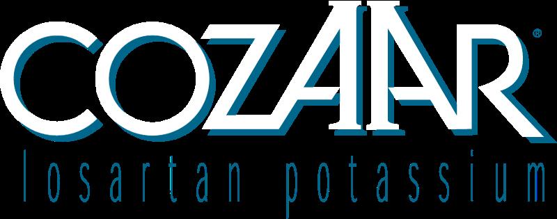 Cozaar logo vector logo
