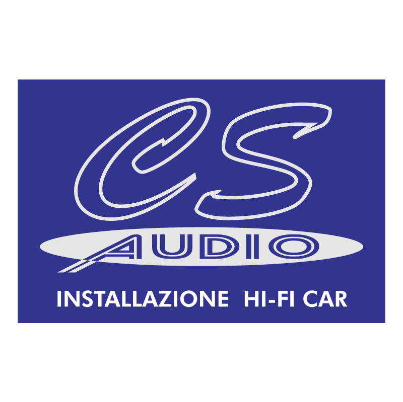 CS Audio vector