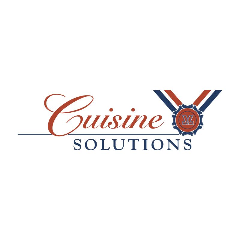 Cuisine Solutions vector