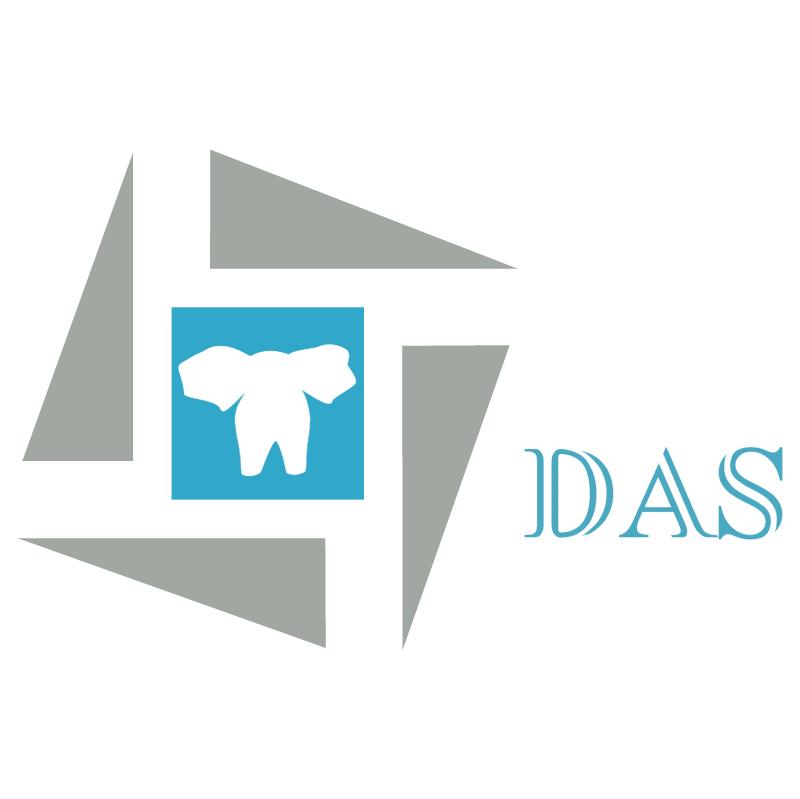 DAS vector logo