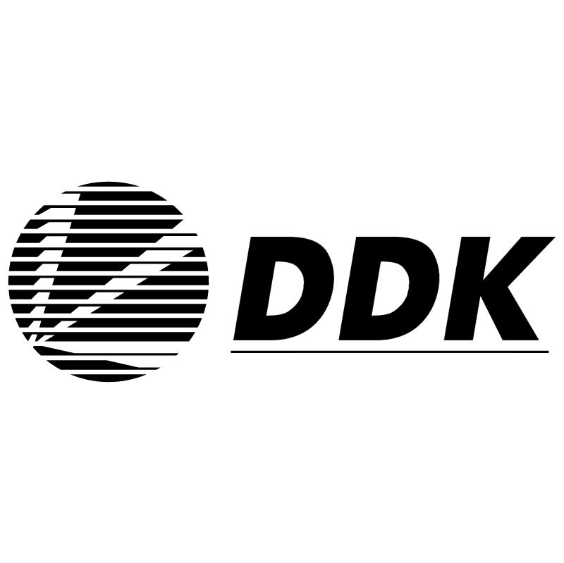 DDK Company vector