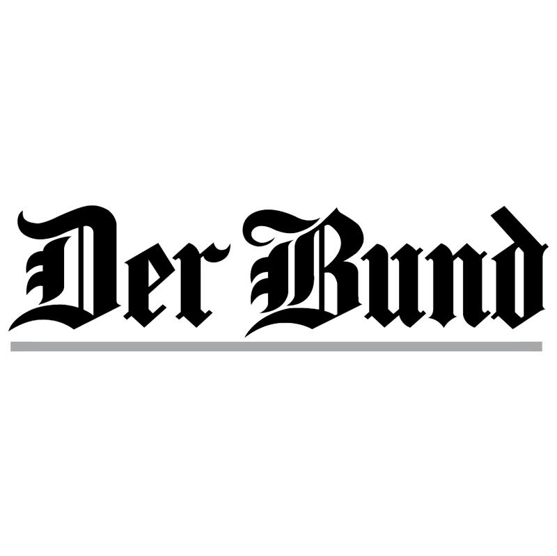 Der Bund vector logo