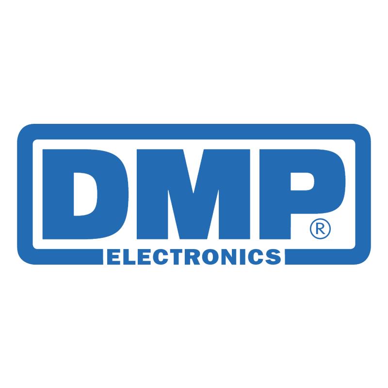 DMP Electronics vector logo