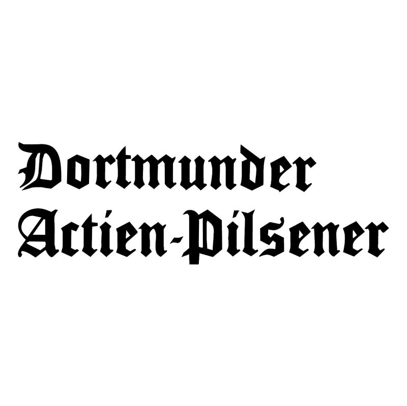 Dortmunder Actien Pilsener vector