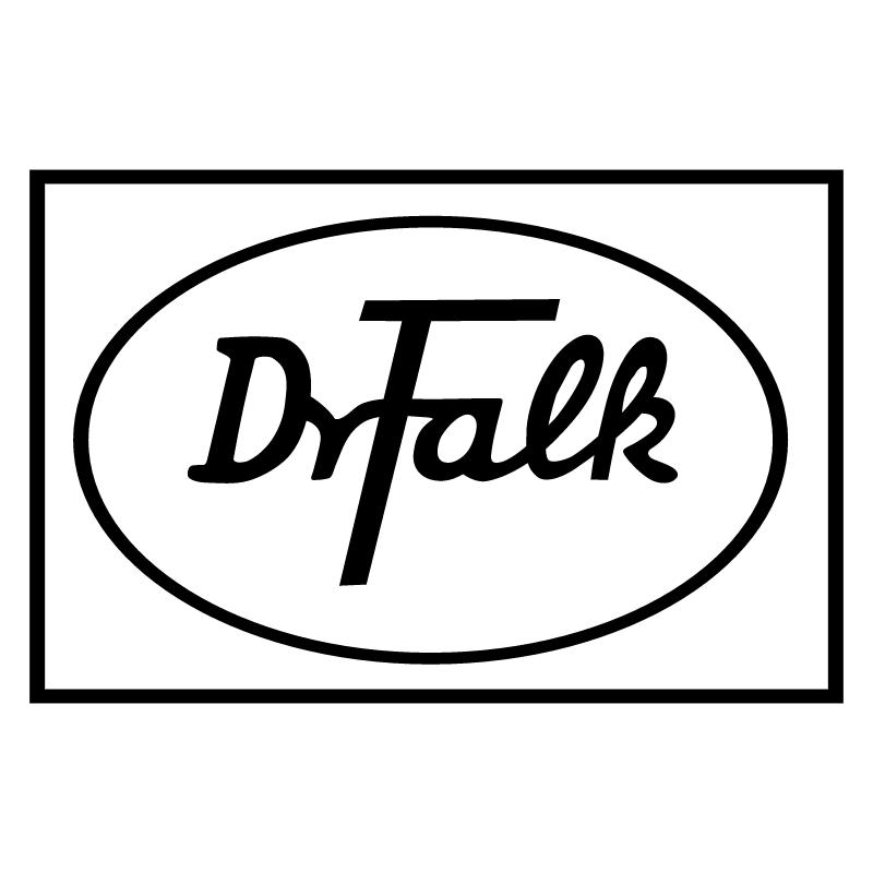 Dr Falk vector logo