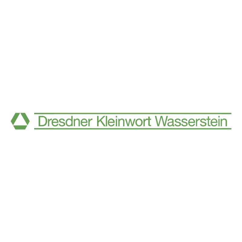 Dresdner Kleinwort Wasserstein vector
