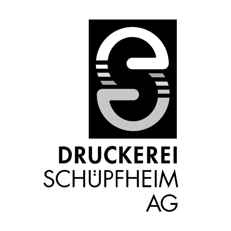 Druckerei Schuepfheim vector