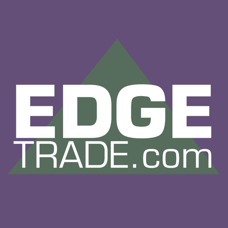 Edge Trade com vector logo