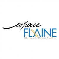 Espace Flaine vector