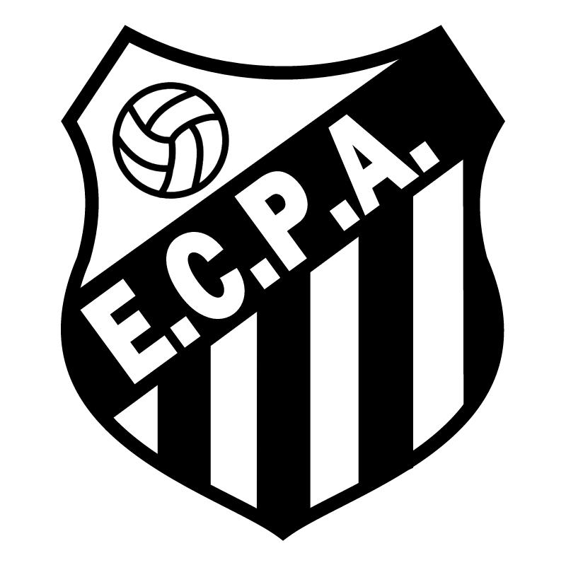 Esporte Clube Porto Alves de Agudo RS vector