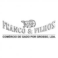 Franco & Filhos vector
