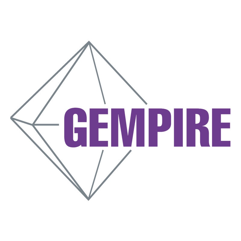 Gempire vector logo
