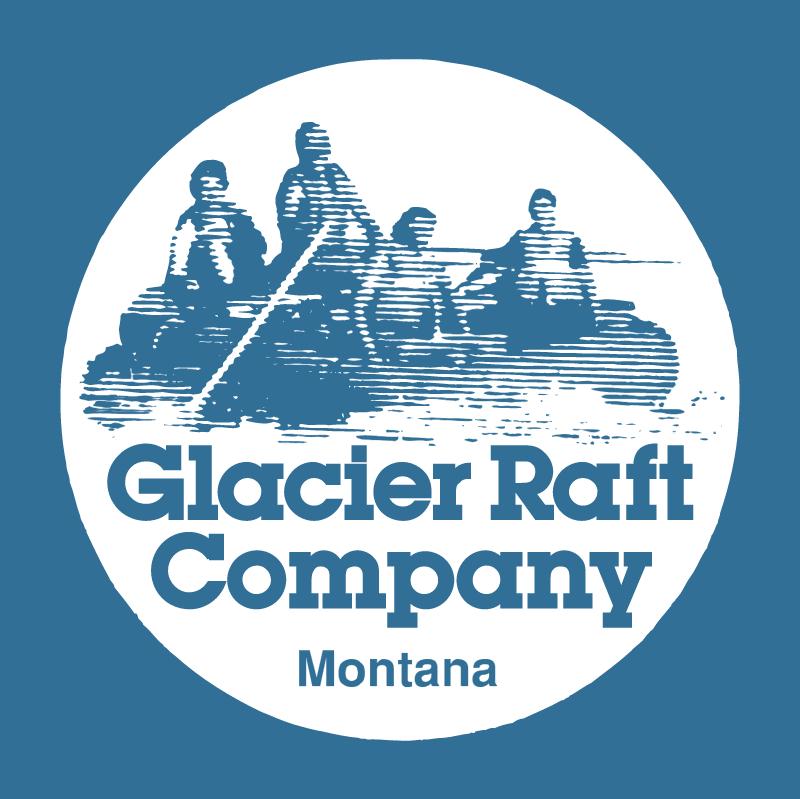 Glacier Raft Company vector