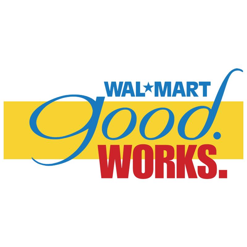 Good Works vector logo