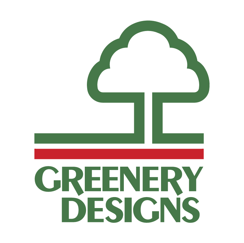 Greenery Designs vector logo