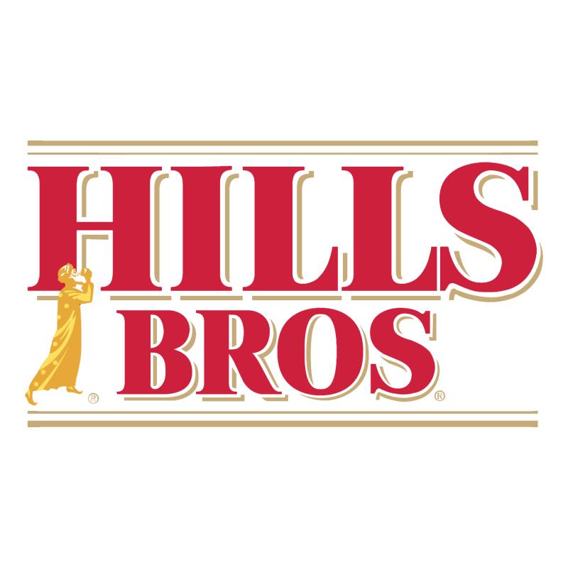 Hills Bros vector