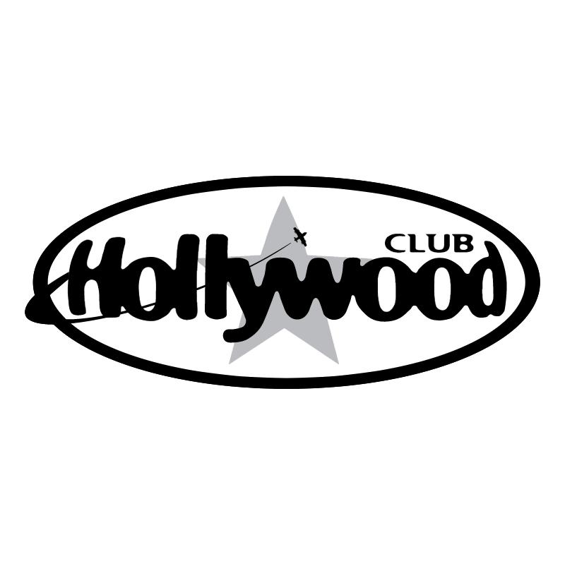 Hollywood Club vector logo