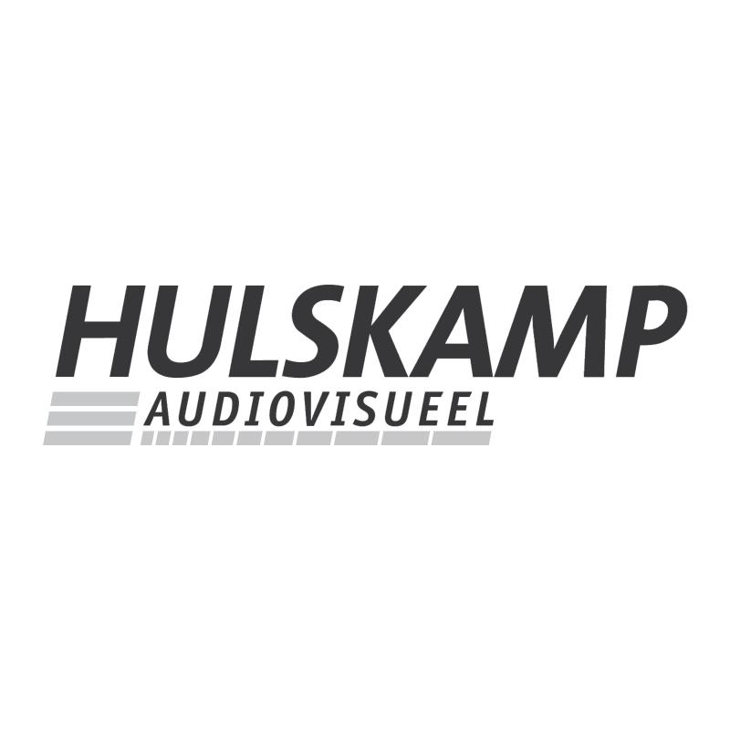 Hulskamp Audio Visueel vector logo