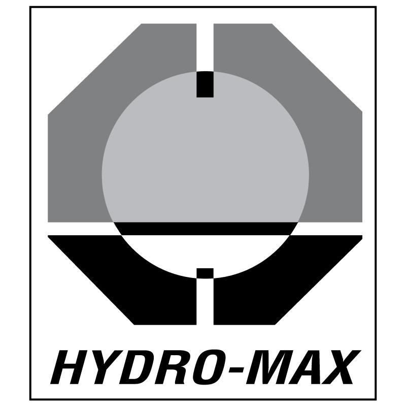 Hydro Max vector logo