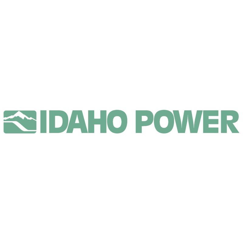 Idaho Power vector