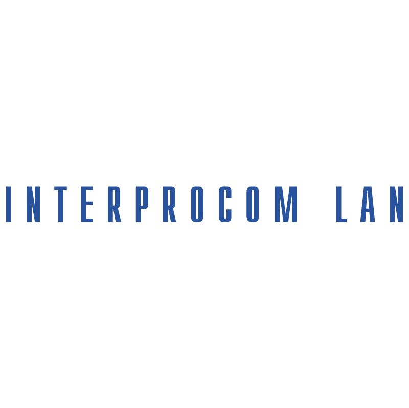 InterProCom Lan vector logo