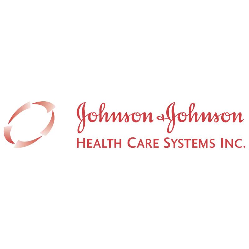 Johnson & Johnson Health Care Systems vector