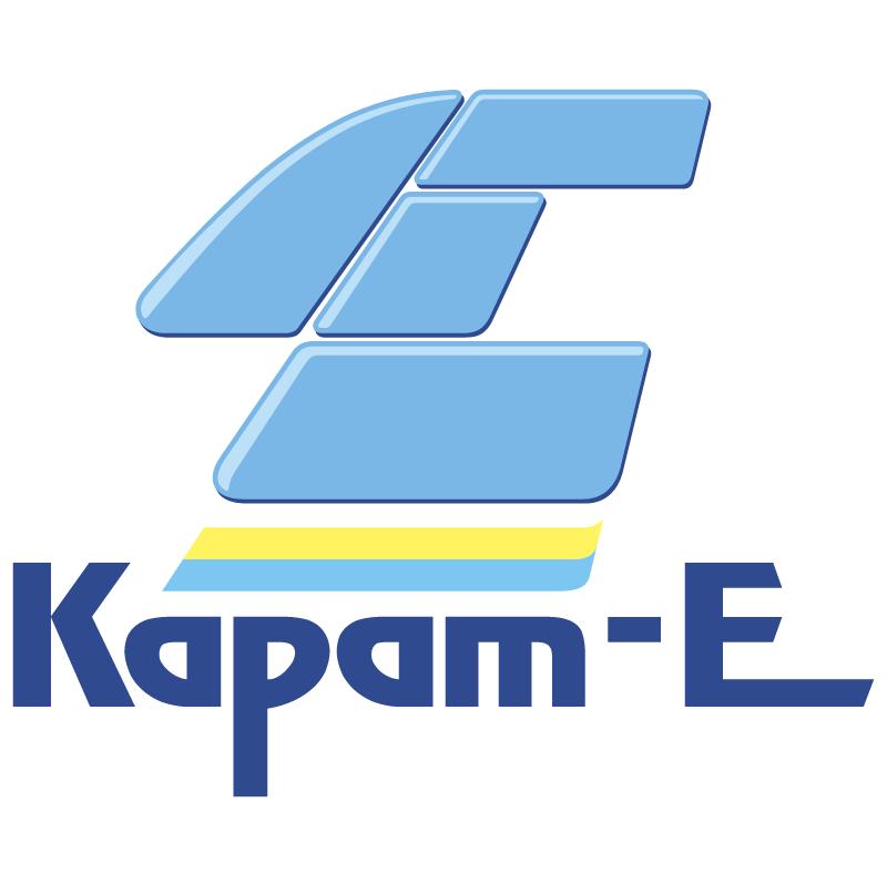 Karat E vector
