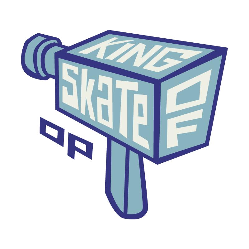 King Of Skate vector
