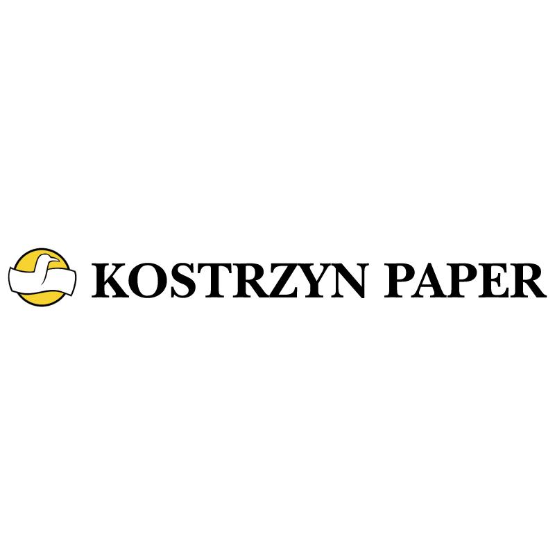 Kostrzyn Paper vector