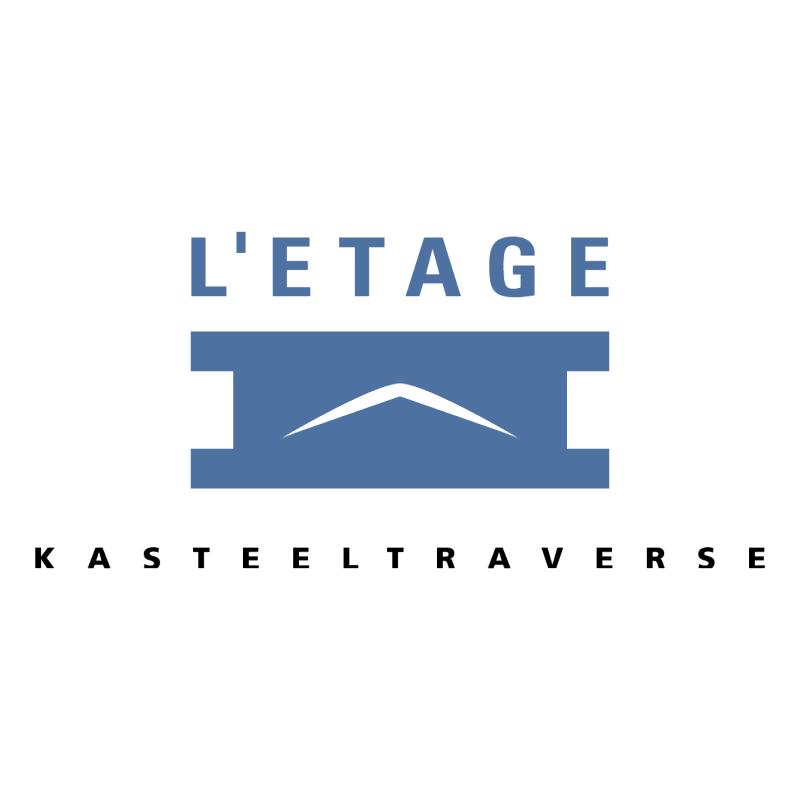 L'etage vector logo