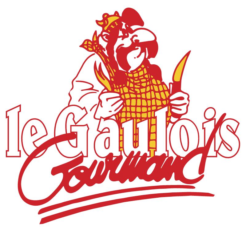 Le Gaulois Gourmand vector