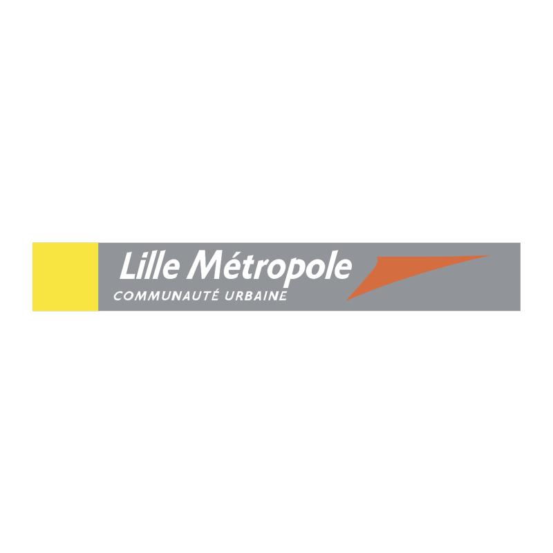Lille Metropole vector