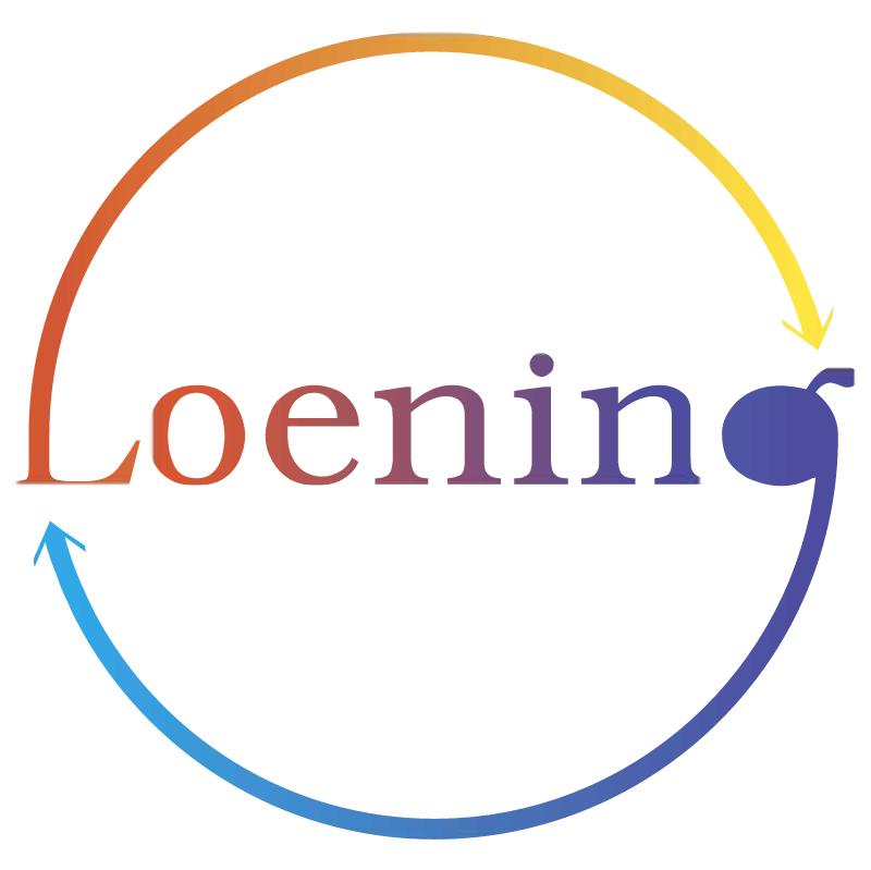 Loening vector logo