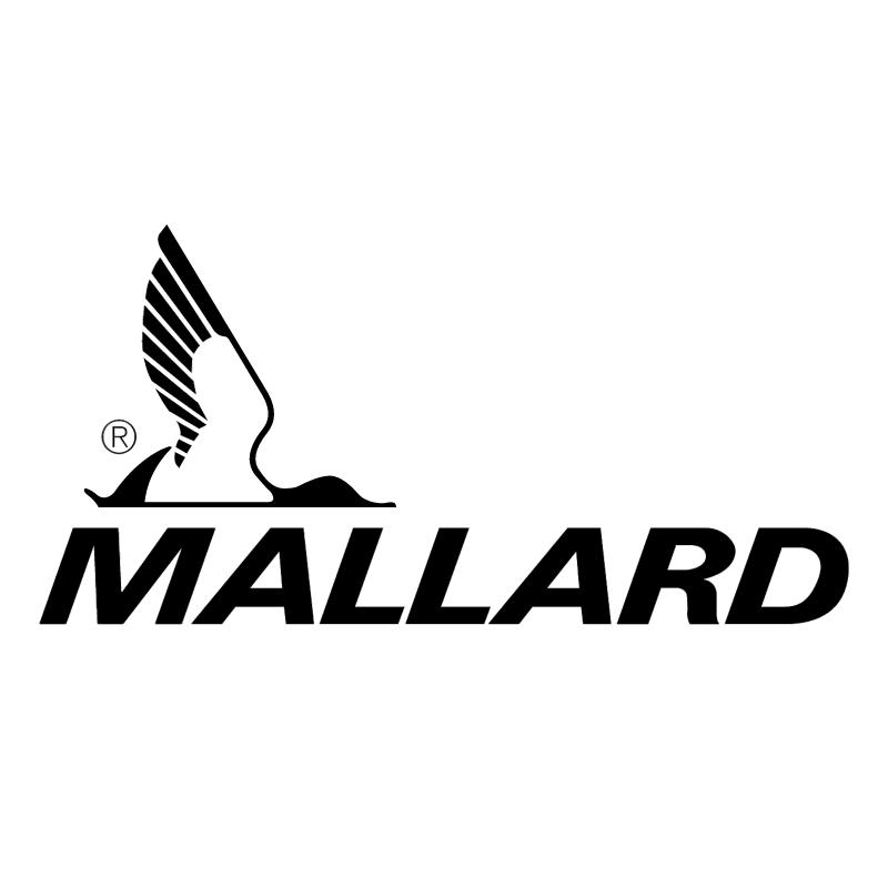 Mallard vector logo