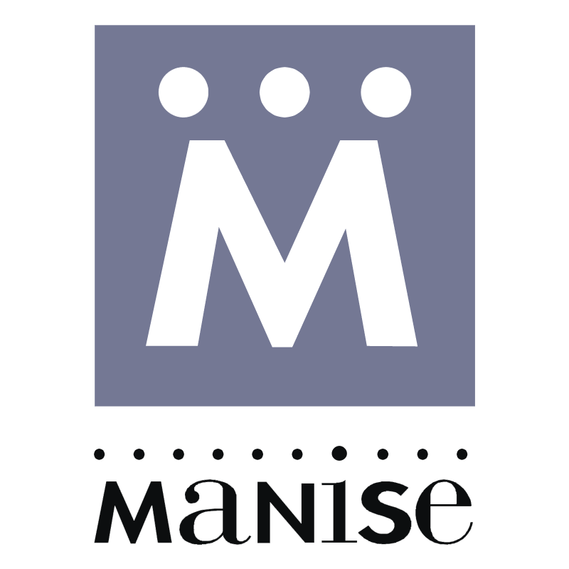 Manise vector logo