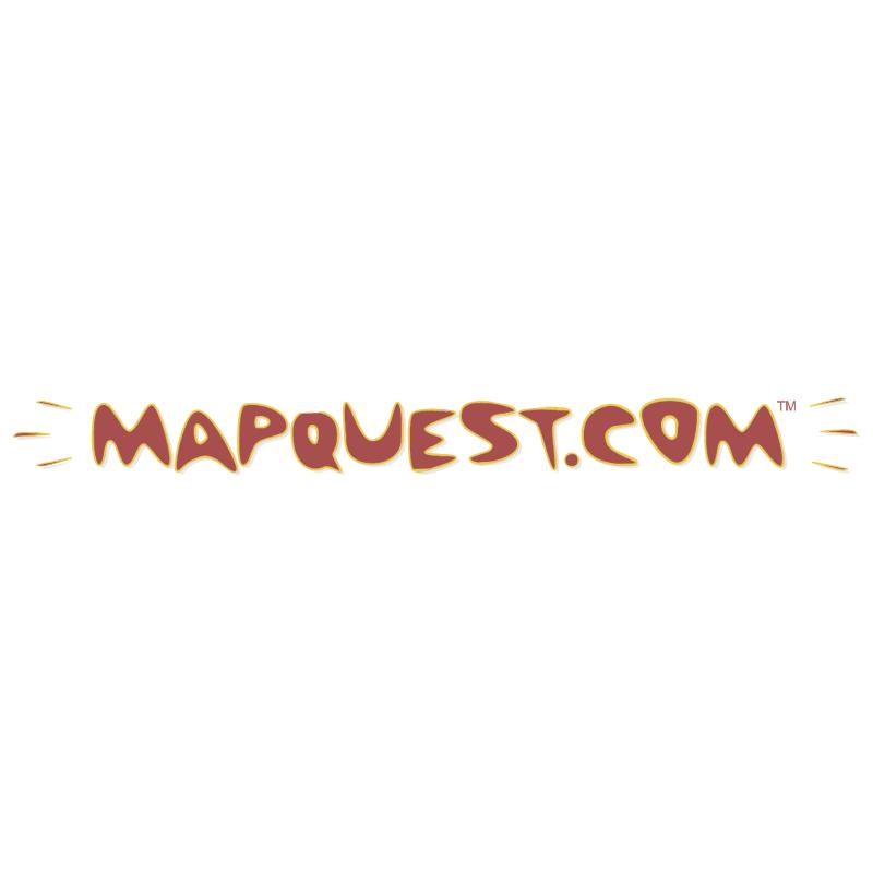 MapQuest com vector logo