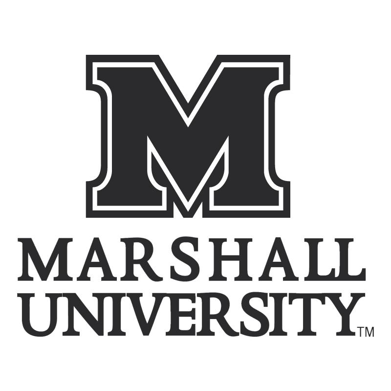Marshall University vector