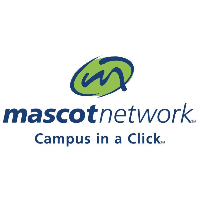 Mascot Network vector