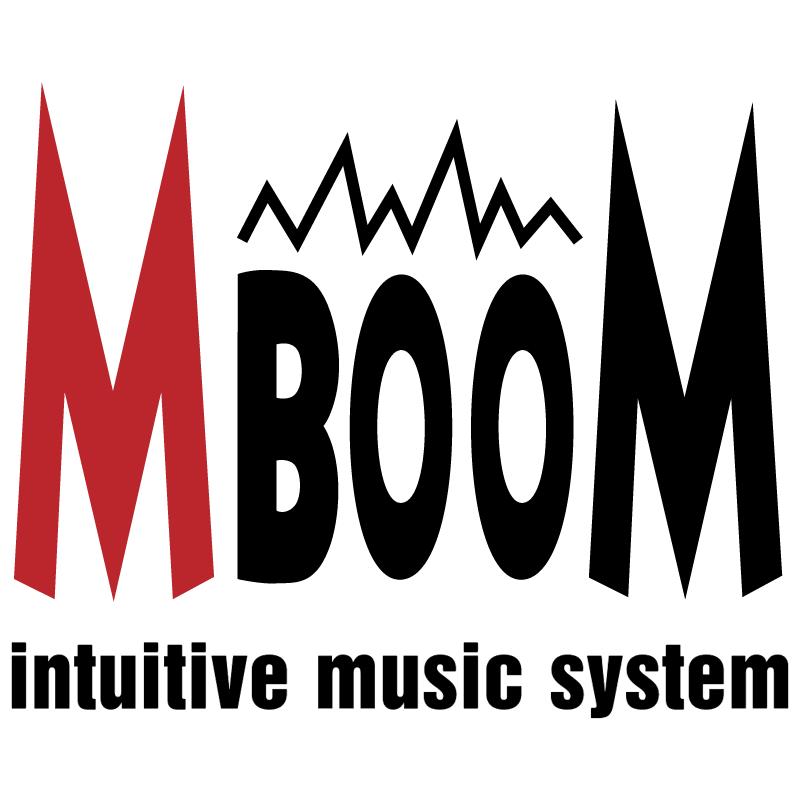 MBooM vector