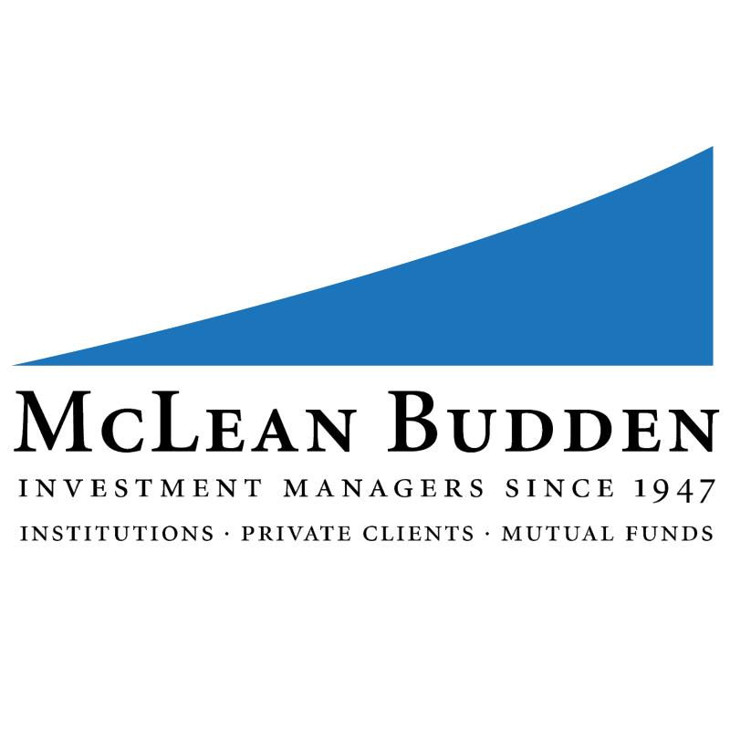 McLean Budden vector