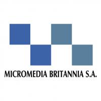 Micromedia Britannia vector