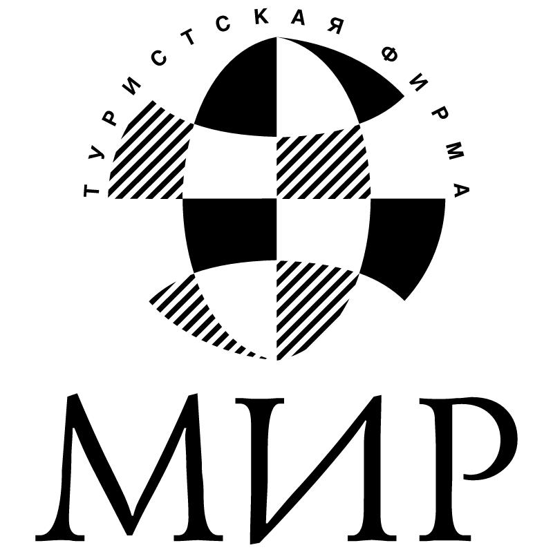 Mir vector logo