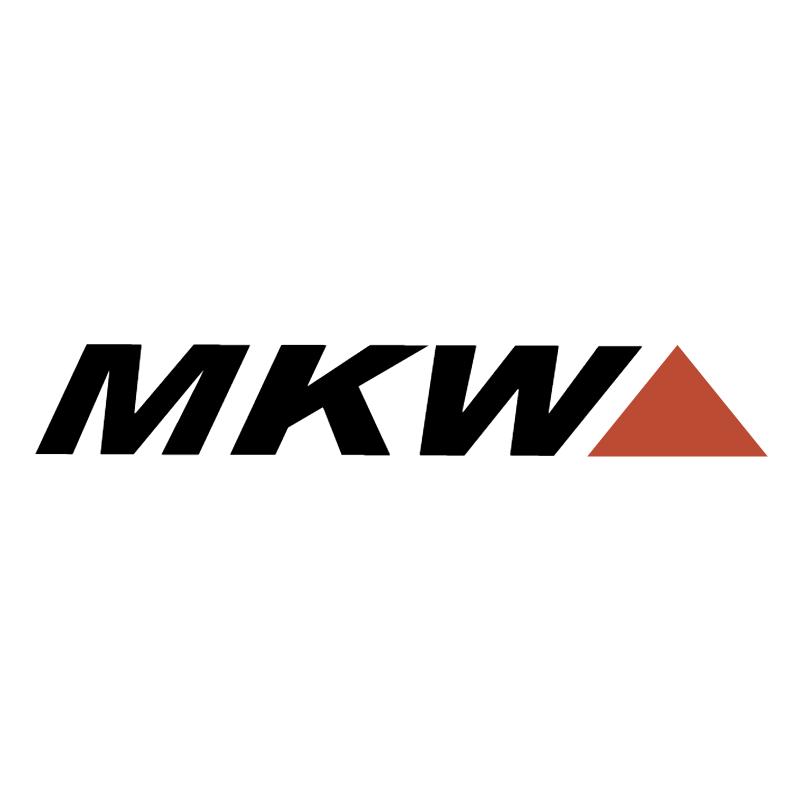 MKW vector logo