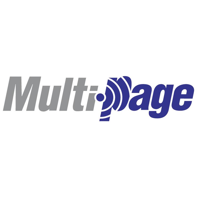 Multi Page vector